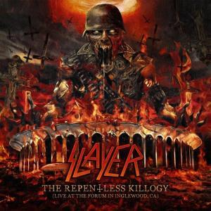Slayer va sortir un nouvel album live nommé The Repentless Killogy