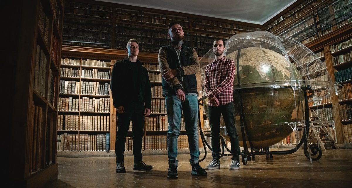 Le groupe de Metal français Steal The Universe vient de sortir un clip vidéo pour sa chanson Signs