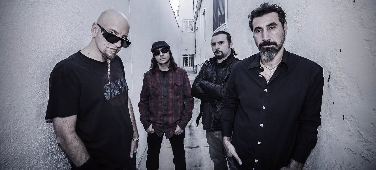 System Of A Down sera de retour en Europe en 2020
