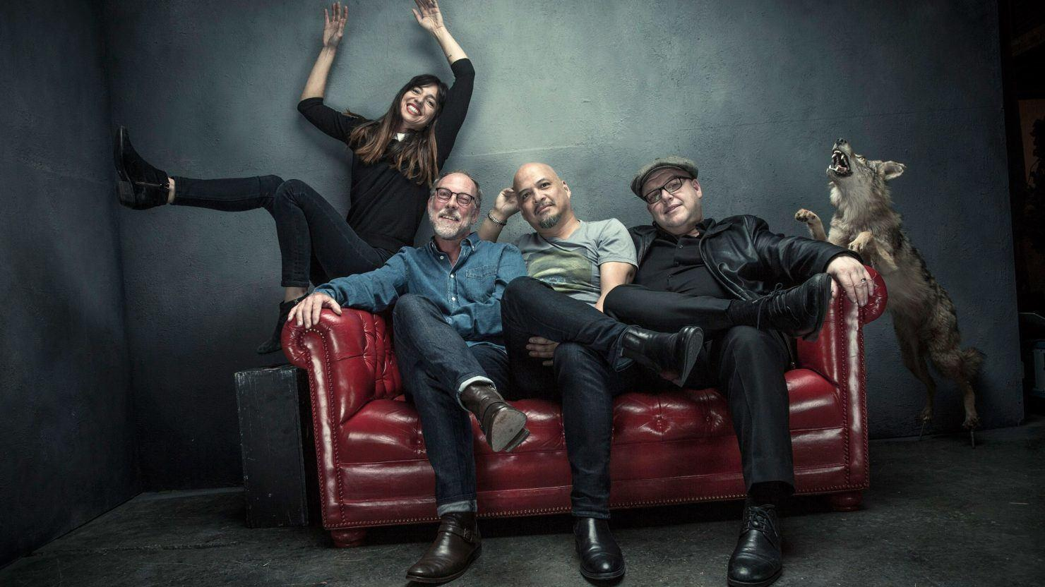 Les Pixies dévoilent le titre St. Nazaire, avant la sortie de leur nouvel album demain
