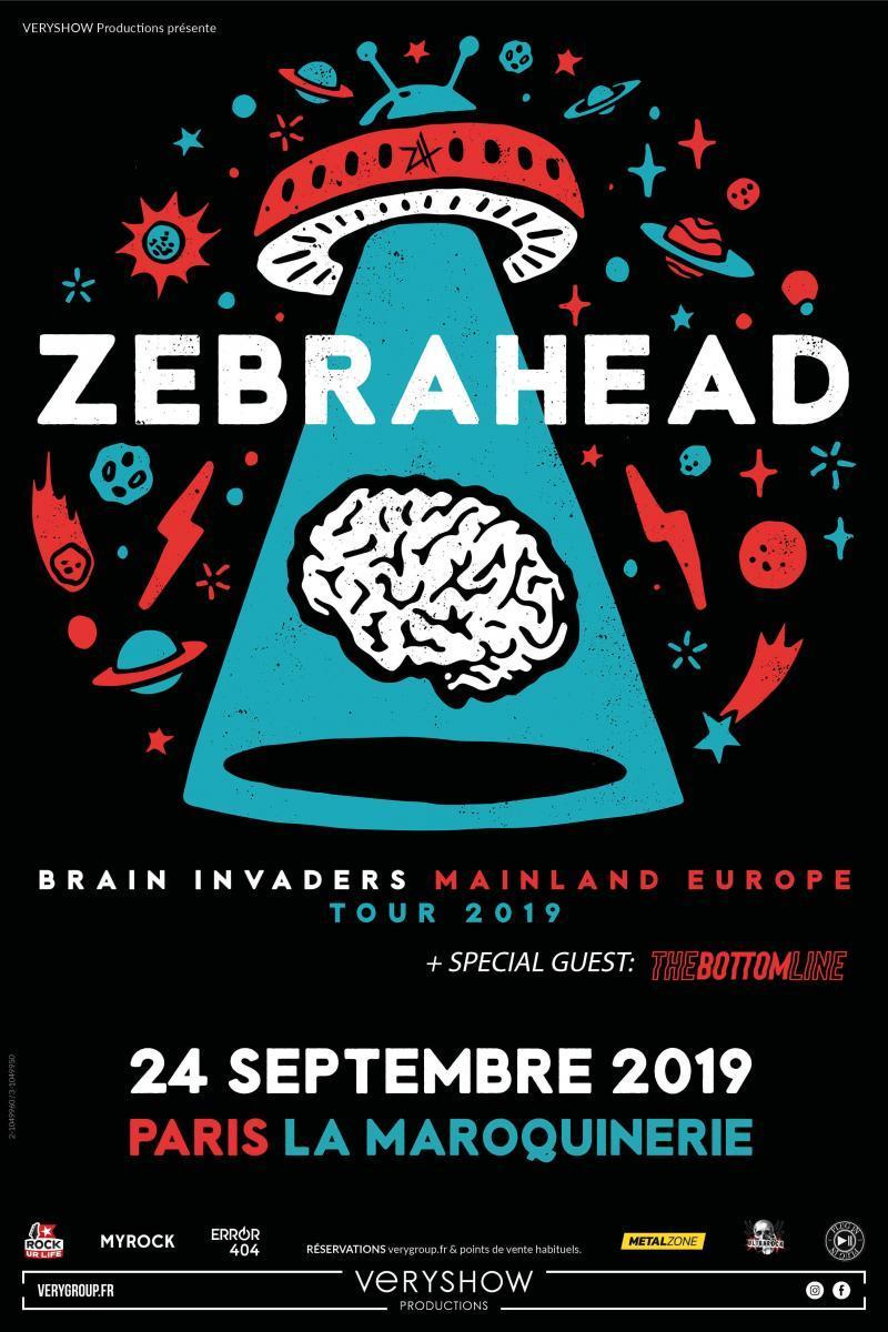 Tentez de gagner vos places pour le concert de Zebrahead à La Maroquinerie à Paris