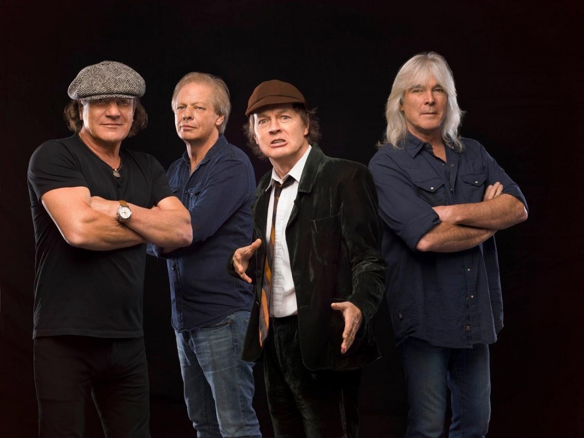 Rumeur : AC/DC va partir en tournée mondiale en 2020 avec Brian Johnson