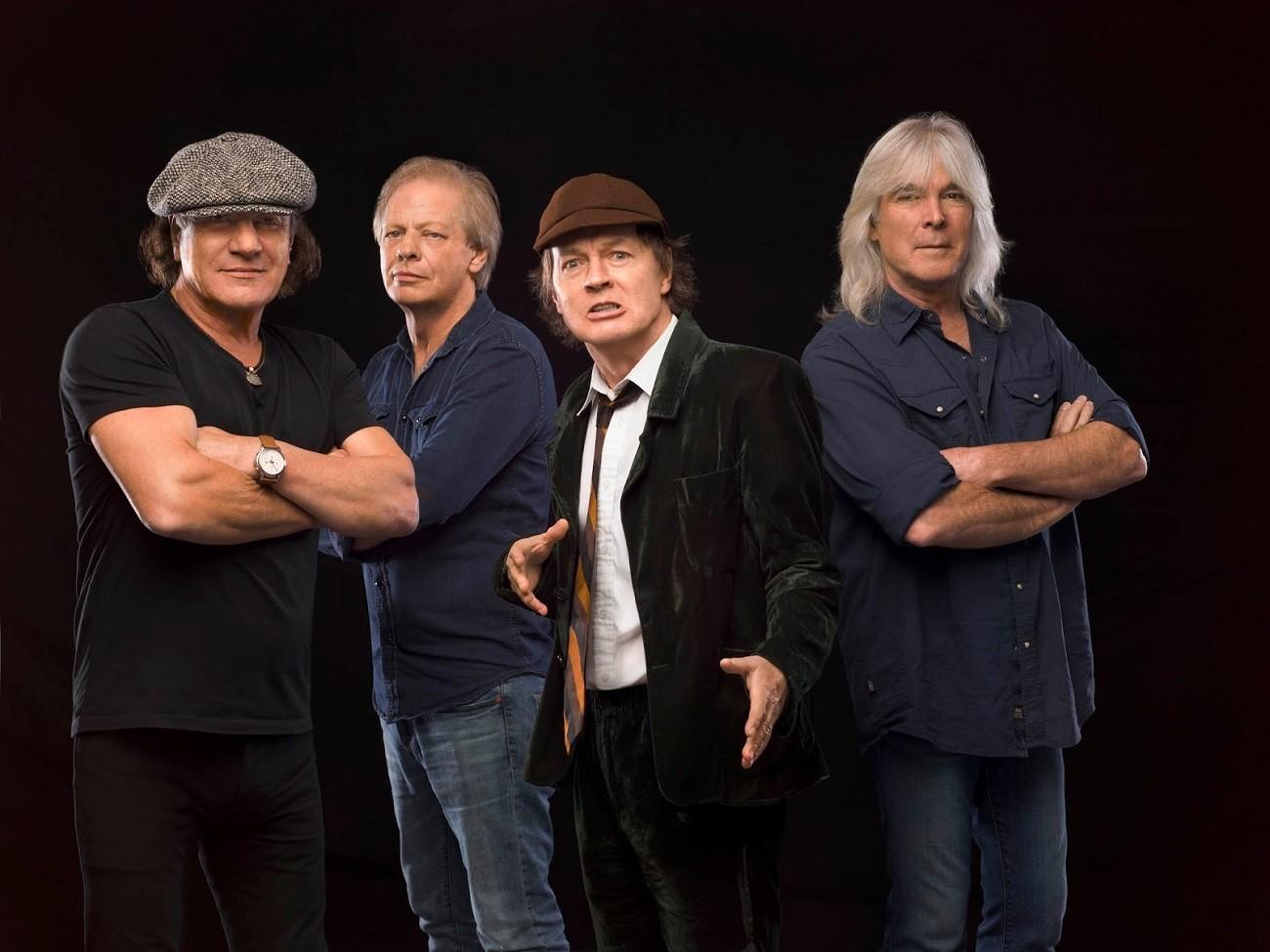 AC/DC est de retour avec Brian Johnson et Phil Rudd (un nouvel album de Rock arrive !)