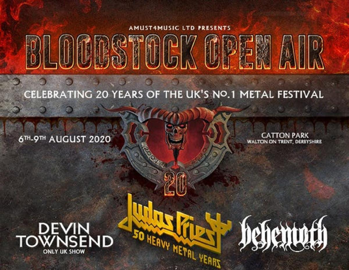 Judas Priest et Behemoth seront en tête d'affiche du Bloodstock 2020