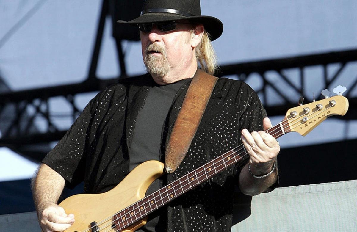 Le bassiste originel du légendaire groupe de Rock sudiste Lynyrd Skynyrd est mort à l'âge de 70 ans
