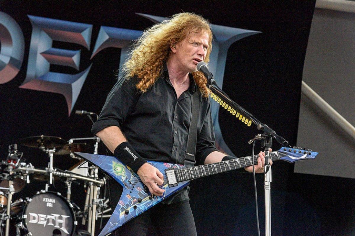 Dave Mustaine de Megadeth va bientôt vendre 150 articles musicaux sur Reverb.com