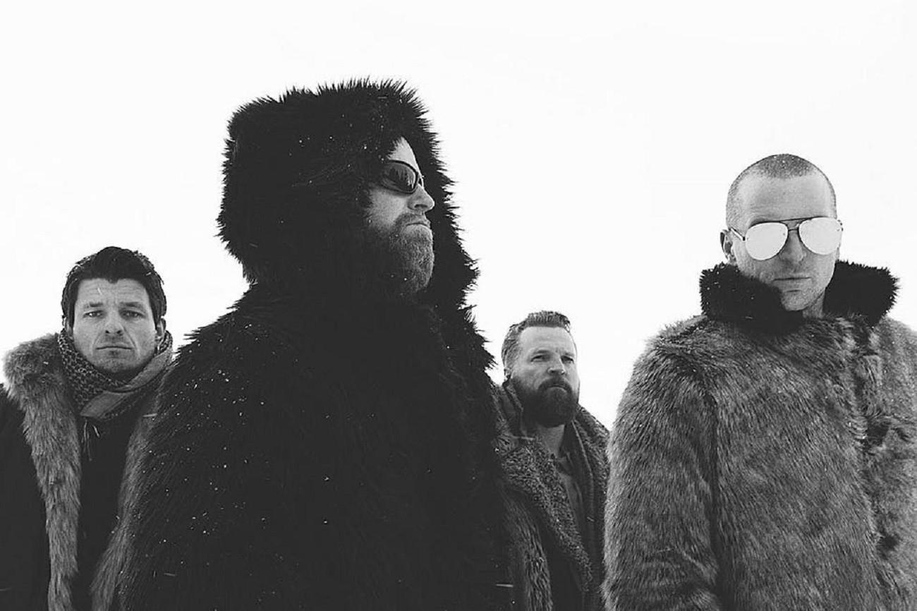 Red sort une reprise et annonce son nouvel EP The Evening Hate