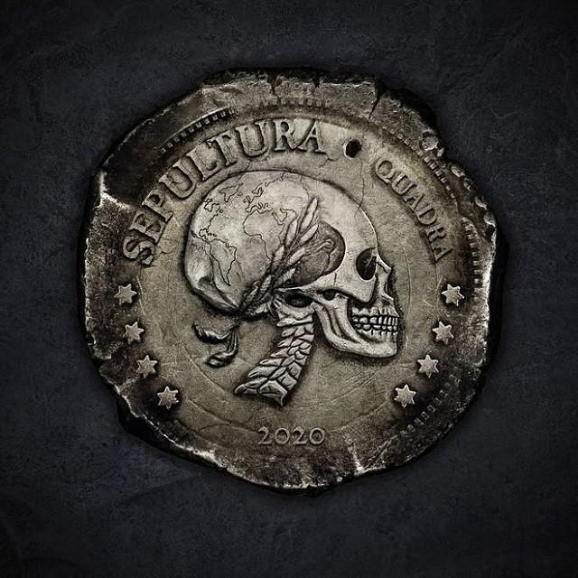 Sepultura dévoile les premiers détails de son nouvel album Quadra (artwork, thèmes)