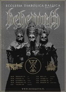 Nergal de Behemoth dit qu'il veut être plus qu'un simple artiste musical