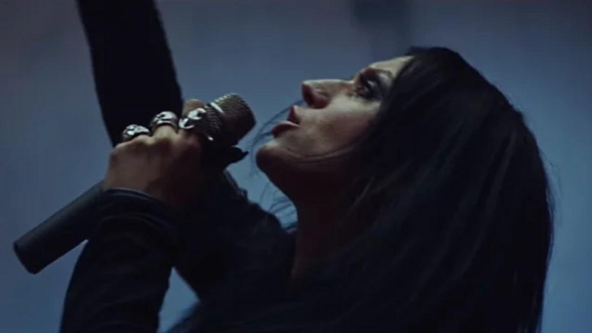 """Cristina Scabbia de Lacuna Coil n'est pas fan de Lulu de Metallica : """"Parfois, les expérimentations échouent"""""""