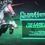 Le groupe de Power Metal britannique Gloryhammer sort une lyric vidéo pour The Land Of Unicorns