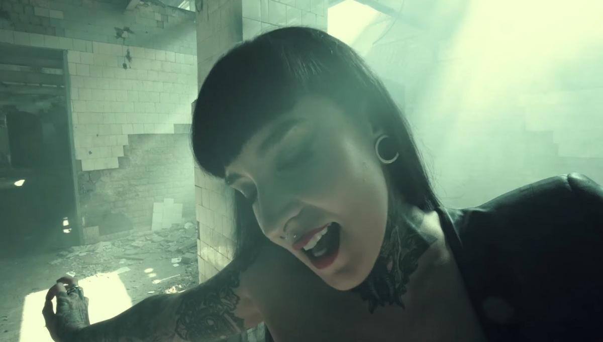 Jinjer publie une nouvelle chanson intitulée On The Top avec un clip vidéo stylisé