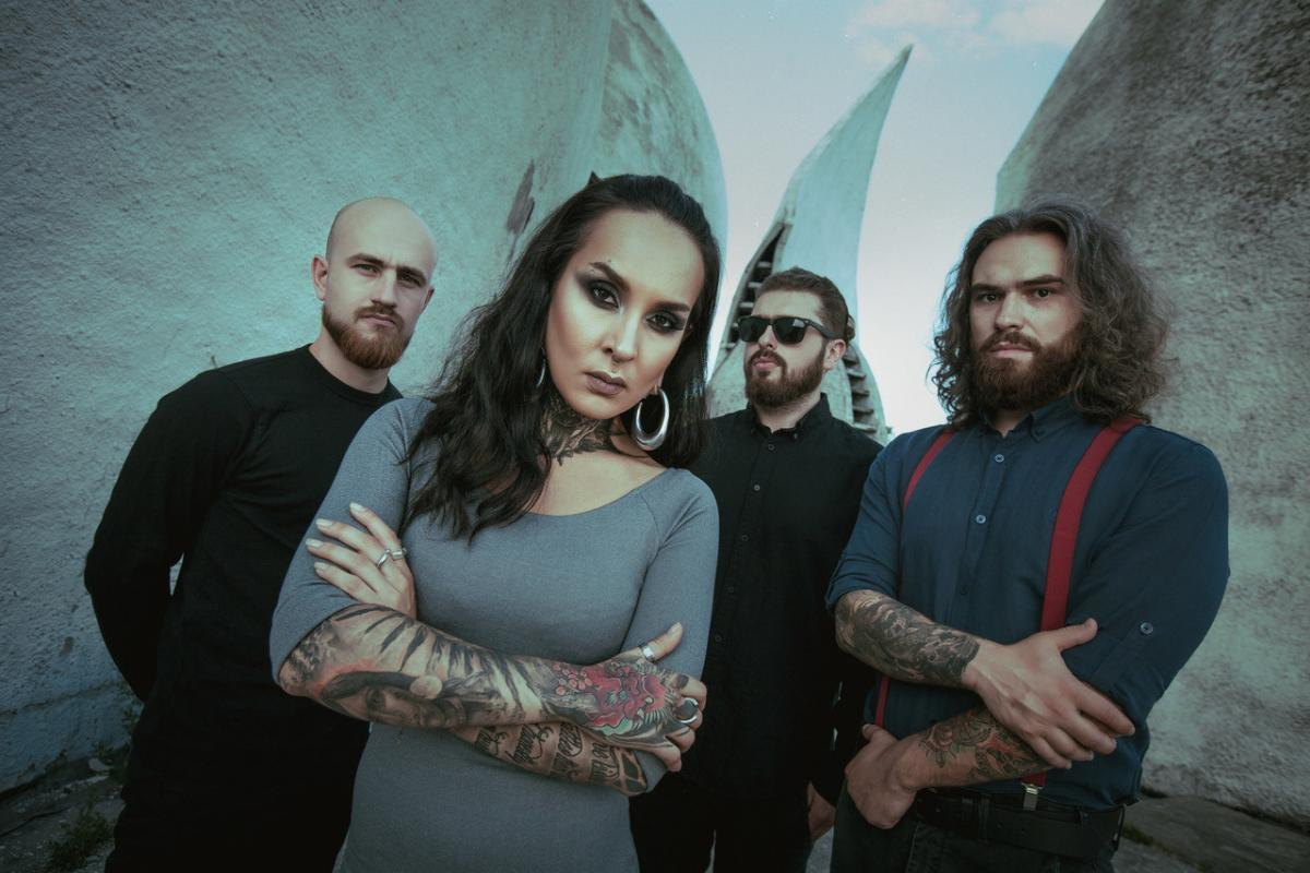Jinjer sort son nouvel album ! (Stream complet de Macro)