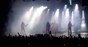 Kreator joue son premier concert avec l'ancien bassiste de Dragonforce (Frédéric Leclercq)