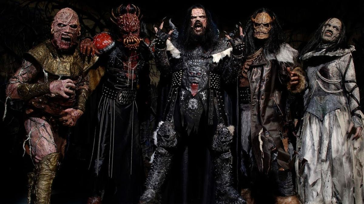 Le groupe de Hard Rock finlandais Lordi annonce son nouvel album Killection