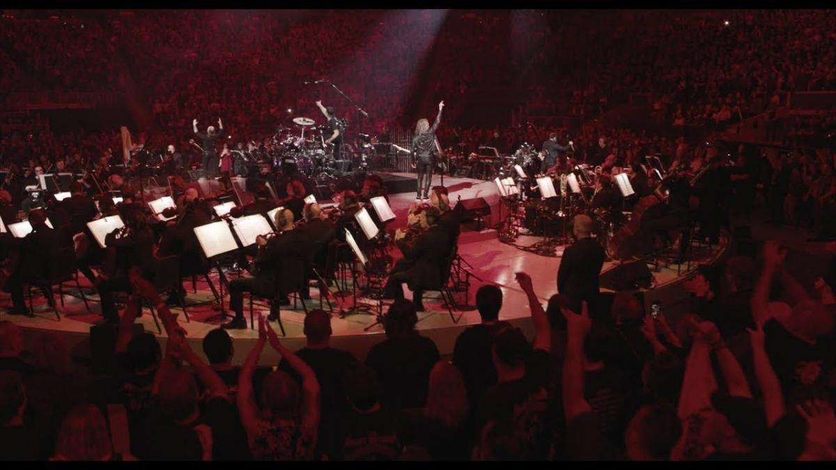 La projection de S&M² par Metallica au cinéma, c'est ce soir !