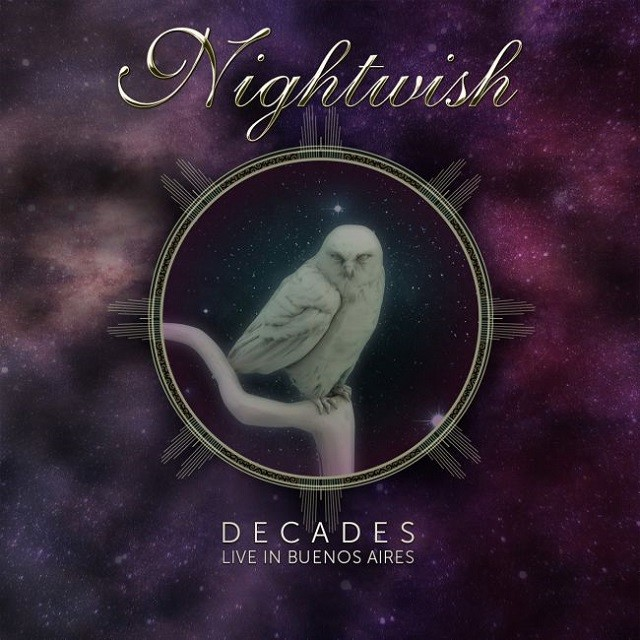 Nightwish va bientôt sortir un nouvel album live intitulé Decades : Live In Buenos Aires