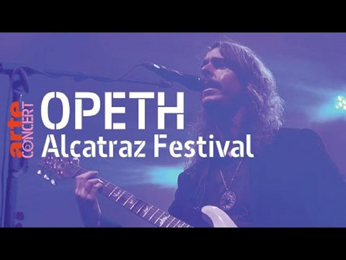 Regardez Opeth jouer en live au Alcatraz Festival 2019