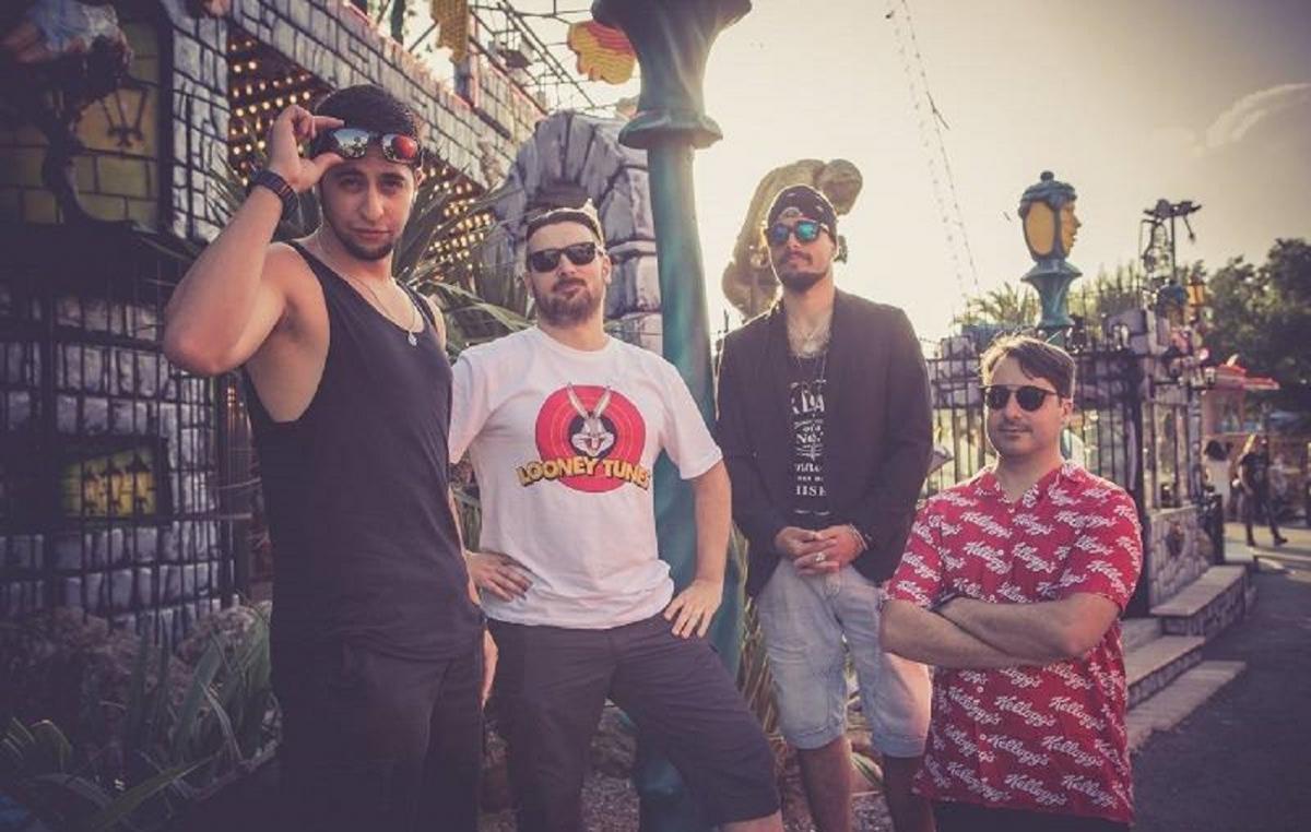 Les français de Schrodinger mélangent Metal et Salsa dans leur tout nouvel EP