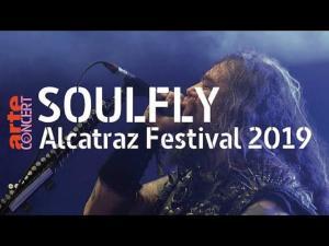 Regardez Soulfly jouer en live au Alcatraz Festival 2019