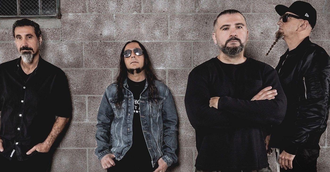 """John Dolmayan de System Of A Down : """"Des fois, j'ai envie de tuer certains des gars du groupe"""" - MetalZone"""