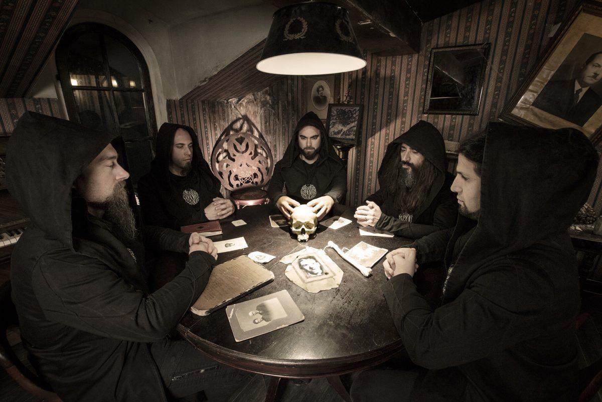 The Great Old Ones lance sa tournée française afin de promouvoir son nouvel album Cosmicism