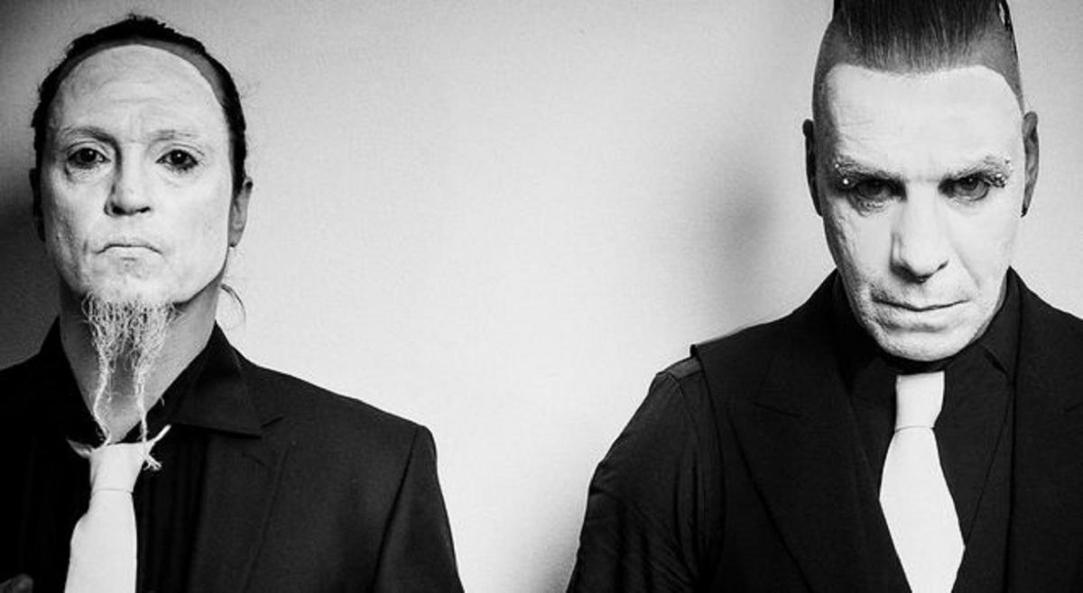 Lindemann (Rammstein, Hypocrisy) sort sa nouvelle chanson Knebel !