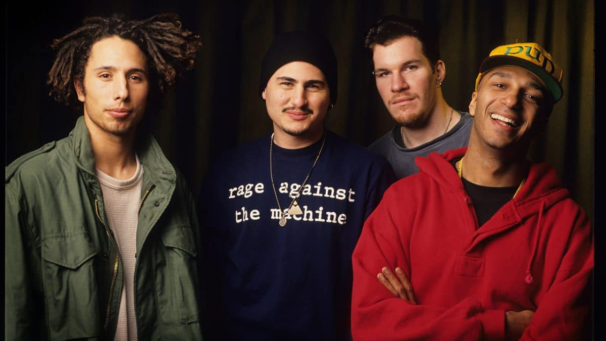 Rage Against The Machine (RATM)