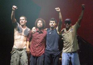 Rage Against The Machine est de retour (Rap Metal/Rap Rock)