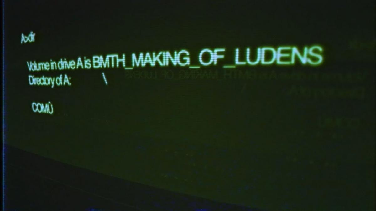 Bring Me The Horizon partage une vidéo Making Of pour Ludens