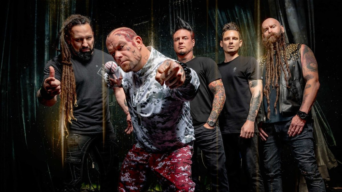 Five Finger Death Punch va sortir sa nouvelle chanson Inside Out en fin de semaine