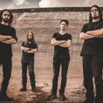 Le groupe de Metal français Fractal Universe partage une vidéo live pour Fundamental Dividing Principle