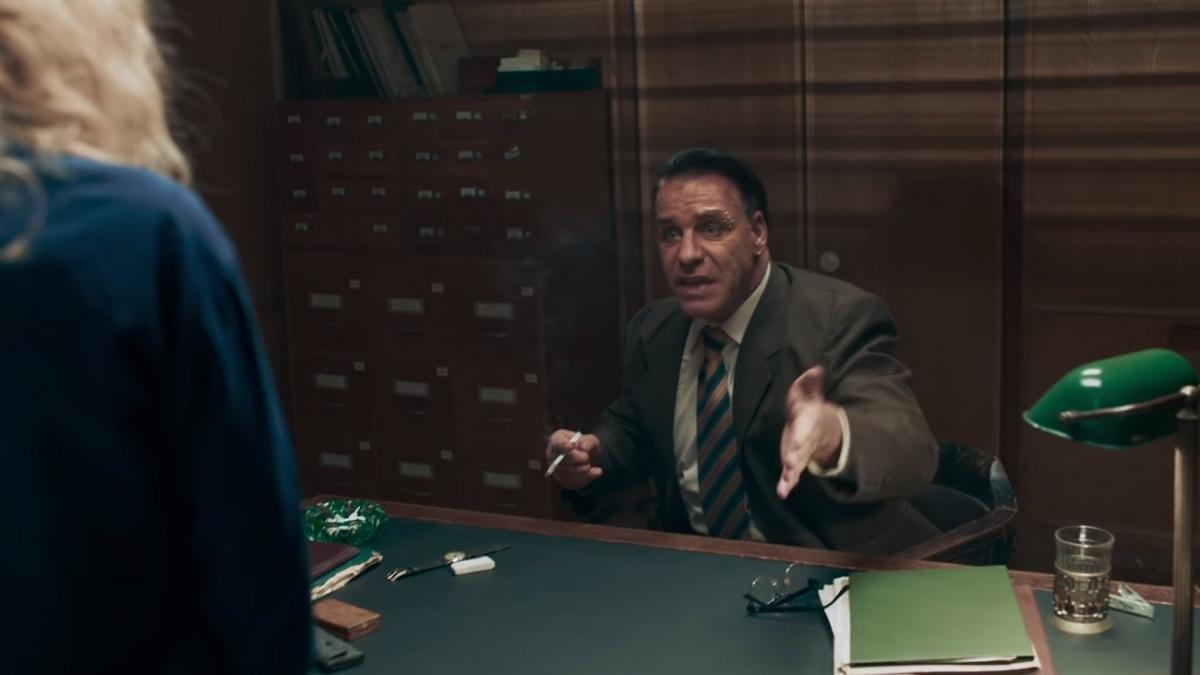 Lindemann (Rammstein/Hypocrisy) sort le clip vidéo de Frau & Mann