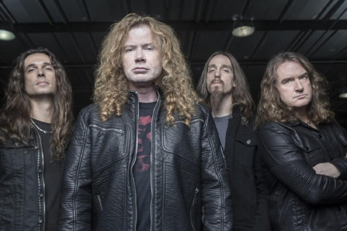 L'album Youthanasia de Megadeth a 25 ans !