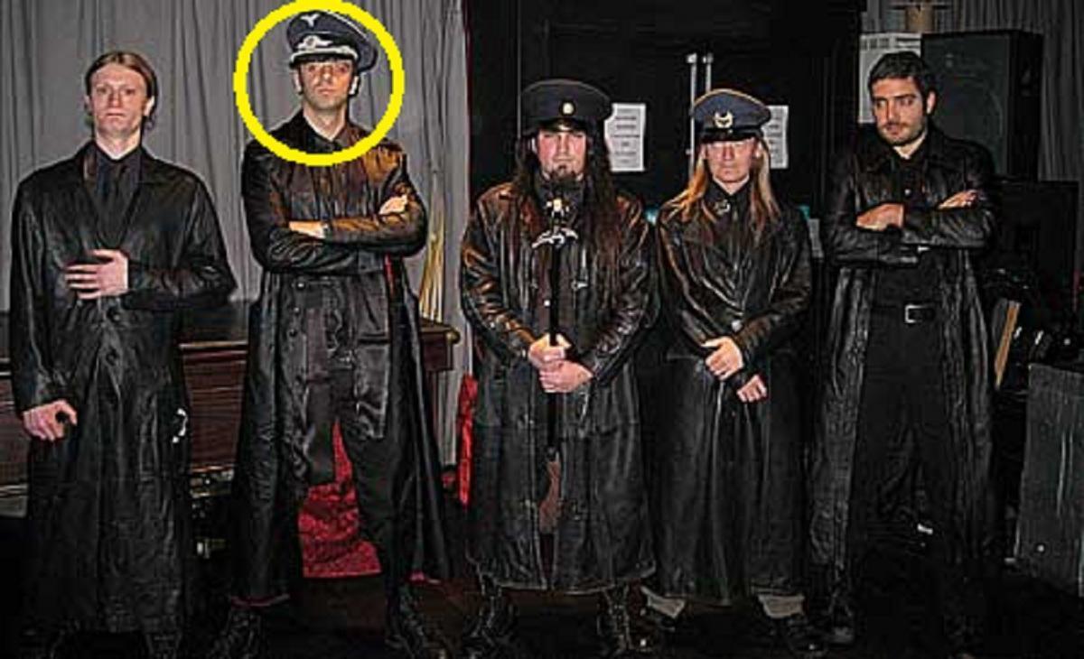 [Insolite] Le membre d'un groupe de Metal sur le thème du nazisme se présente au Parlement britannique en tant que candidat du parti en faveur du Brexit