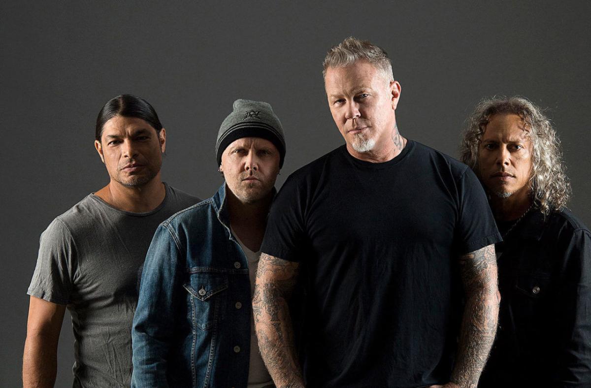Metallica pleure la mort de Martin Hooker, fondateur de Music For Nations