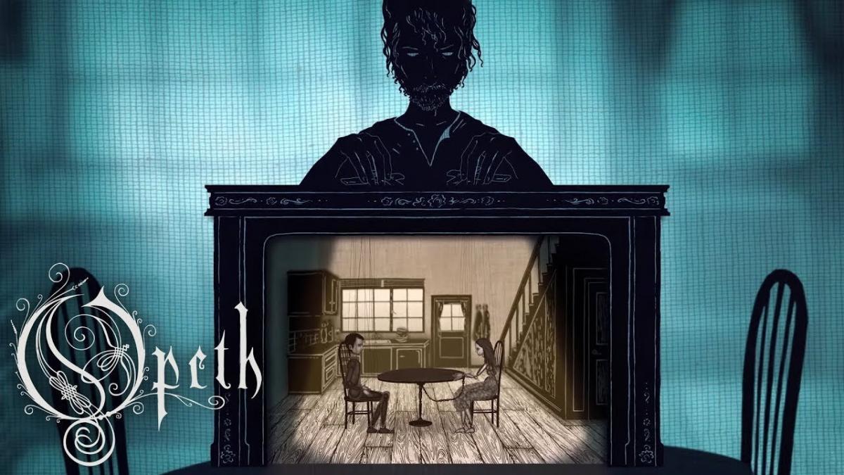 Opeth sort un clip animé pour sa chanson Ingen Sanning Är Allas