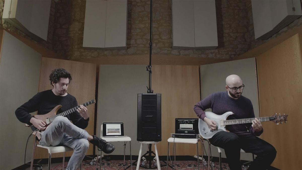 """Plini et Adam """"Nolly"""" Getgood sortent une nouvelle compo collaborative pour tous les fans de guitare"""