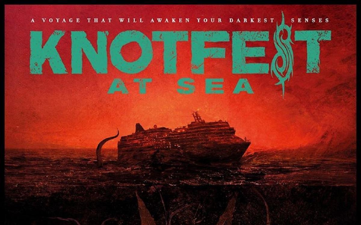 Slipknot annonce une croisière Knotfest en Espagne pour 2020