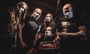 Le groupe de Brutal Death Metal français Benighted révèle les détails de son nouvel album Obscene Repressed