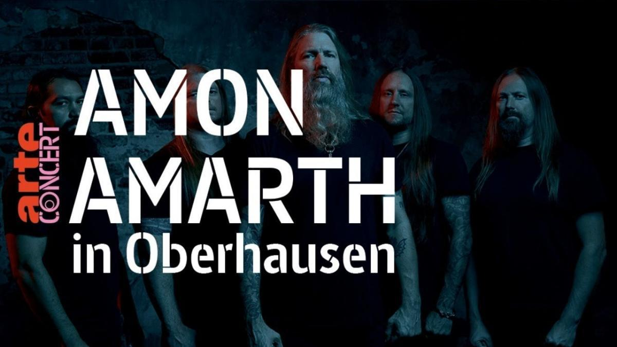 Regardez le concert de Amon Amarth & Arch Enemy à Oberhausen