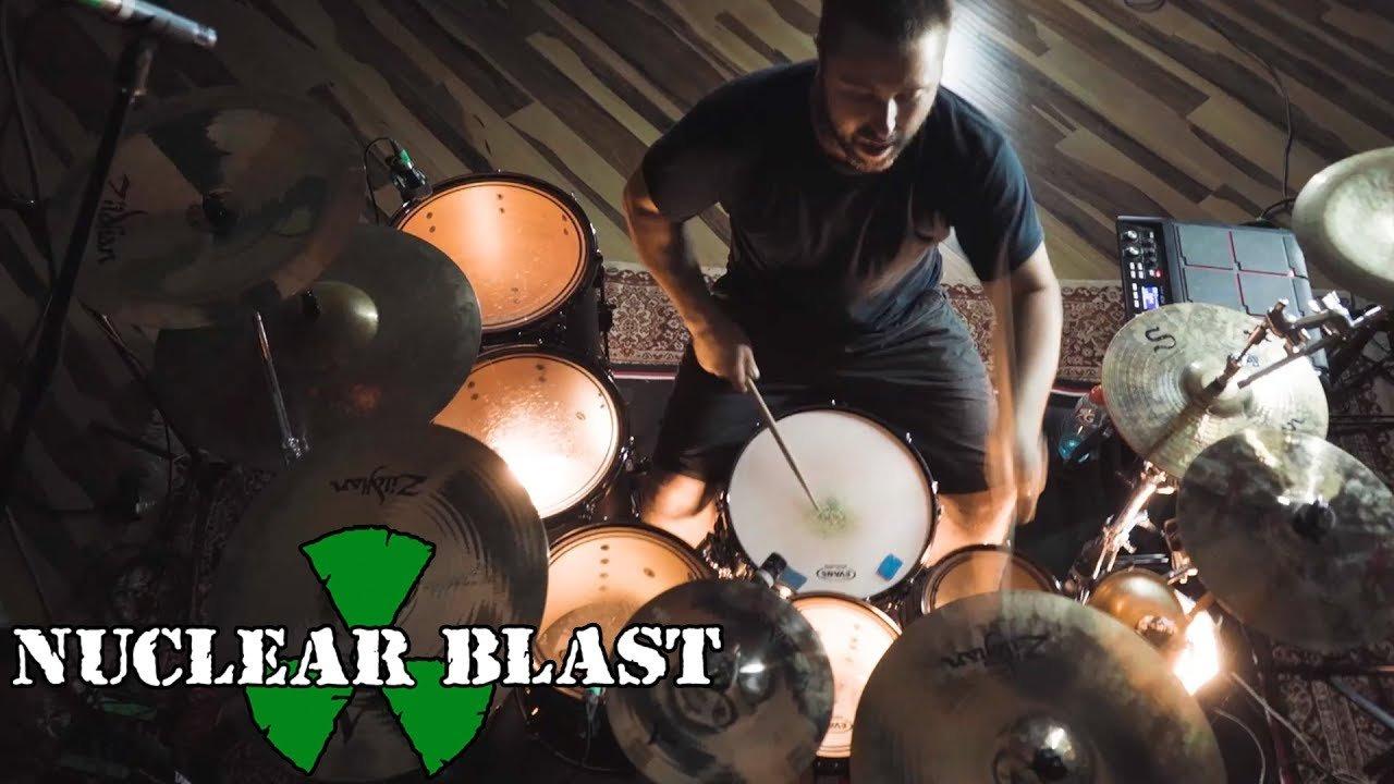 Despised Icon partage un drum playthrough pour Light Speed