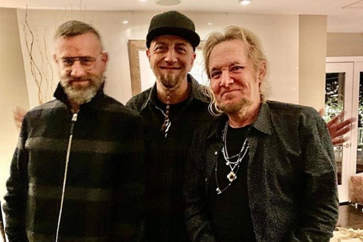 Des musiciens de Tool, Iron Maiden et System Of A Down ont joué ensemble