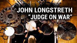 Regardez John Longstreth dominer sa batterie en jouant du Death Metal Technique