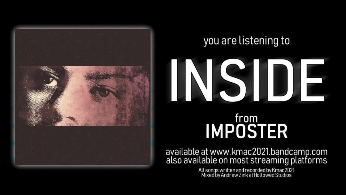 Kmac2021 sort un EP intitulé Imposter (Metal Progressif/Djent)