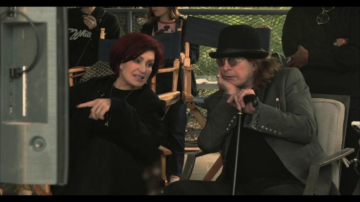 Ozzy Osbourne partage un Making Of du clip vidéo de Under The Graveyard