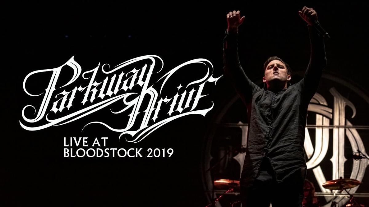 Regardez le concert spectaculaire de Parkway Drive au Bloodstock 2019
