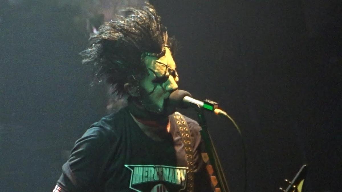 Regardez le concert complet de Static X à Moscou
