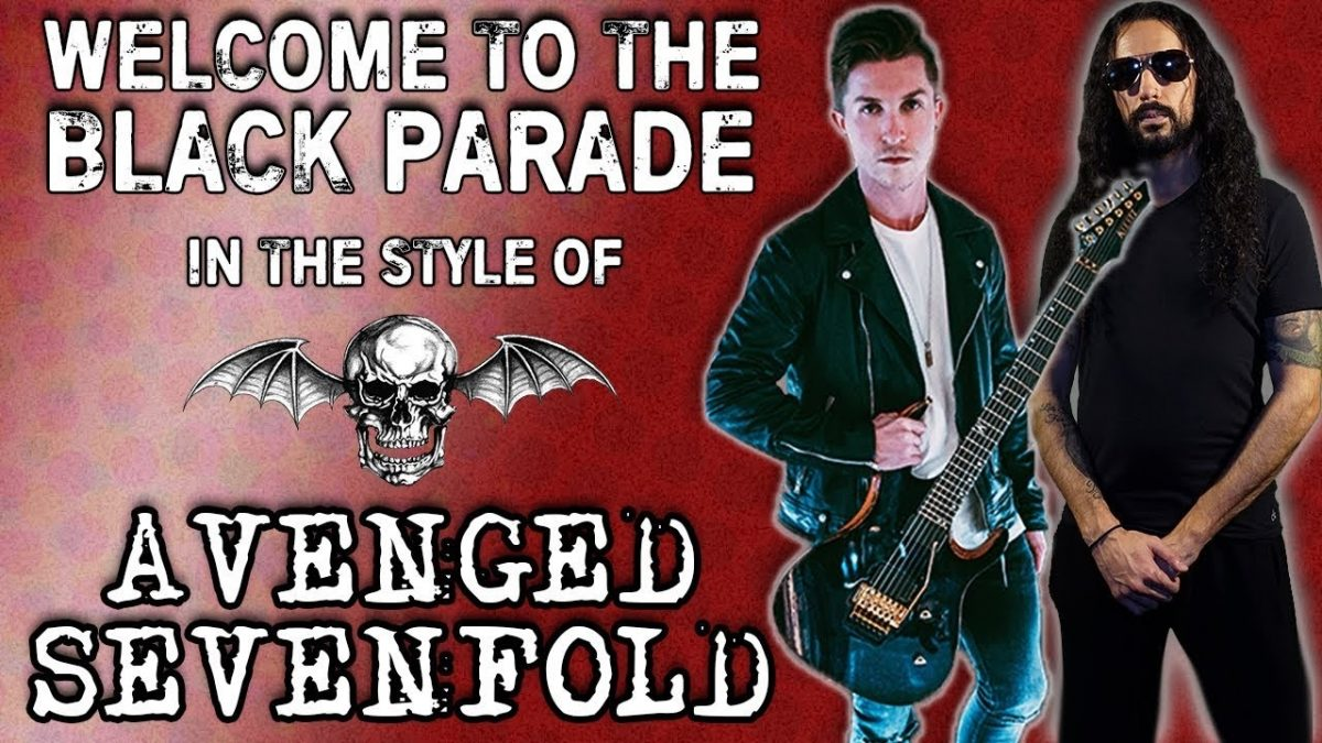 Ten Second Songs reprend Welcome To The Black Parade à la sauce Avenged Sevenfold
