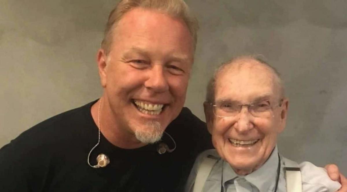 Metallica pleure la mort du père de Cliff Burton
